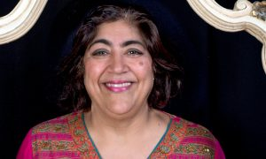 Gurinder Chadha talks to The Guardian